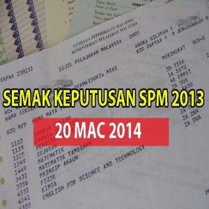 Spm 2013: 13,970 Dapat Semua A, Teramai Dlm Sejarah Spm