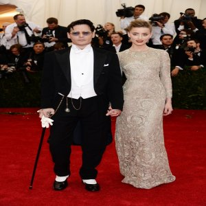 Met Gala 2014 Red Carpet Fashion Couple Edition