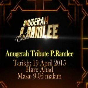 Anugerah Tribute P.Ramlee 2014 Kali Ke-2,Tv1 Rtm