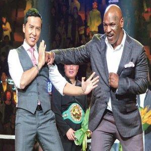 Kemunculan Mike Tyson Di Ip Man 3 Pada 24hb Disember Ini.