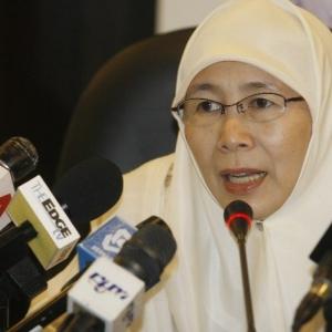 Wan Azizah Angkat Sumpah Sebagai Ketua Pembangkang Isnin Depan