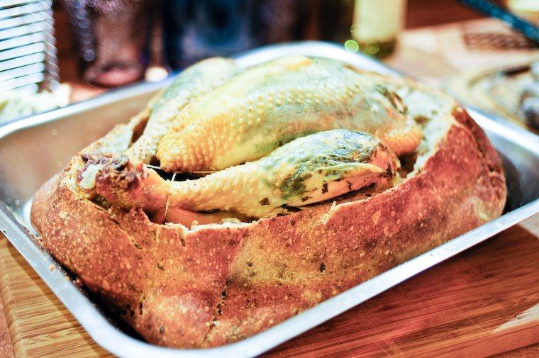 koleksi dapur mewah inspirasi kayu resipi makanan Resepi Ayam Hancur Enak dan Mudah
