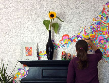 Hiasi Rumah Dengan Wallpaper Menarik Sempena Hari Raya. Nasi Goreng Sardin  Special. Resipi Nasi Jagung Ayam Madu. Koleksi Baju Kurung Kanak-Kanak Oleh  Gosh ... a0f027124c