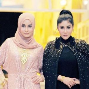 Ella & Jojie Beri Nasihat Berharga Pada Tasha Shilla