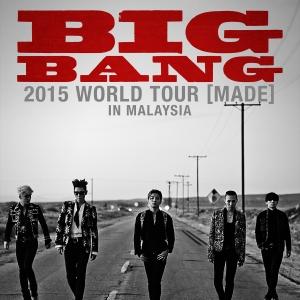 'Made' Goodbye Konsert Big Bang Kepada VIP