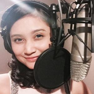 Ayda Jebat Ingin Jadi Penyanyi