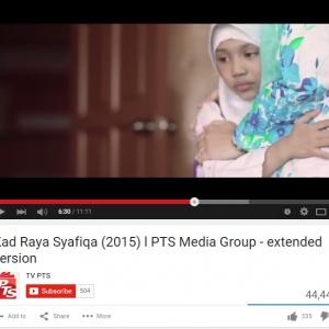 Kad Raya Syafiqa: Filem Pendek Meruntun Jiwa