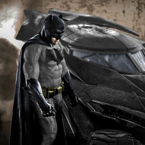 Saksikan Kereta Batman Yang Terbaru!