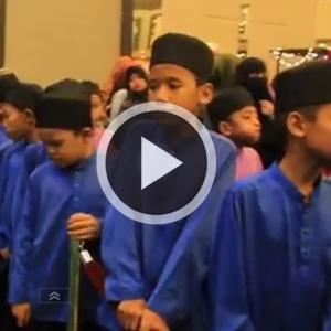 """Sinar Ramadhan, Anak-anak Yatim"""