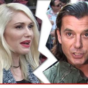 Penyanyi Gwen Stefani  & Gavin Bercerai