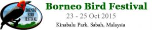 FESTIVAL BURUNG BORNEO 2015