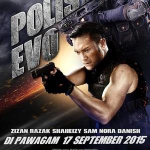 Polis Evo Pecah Rekod, RM2.5 Juta Dalam 4 Hari Tayangan!