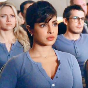 "Priyanka Chopra Jadi FBI Dalam Drama Bersiri ""Quantico"""