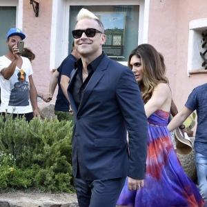 Robbie Williams Kegemukan Kerana Makan Tanpa Henti, Kini Kembali Langsing!