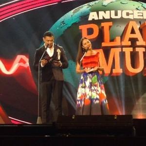 #APM2015 Lintas Langsung Anugerah Planet Muzik