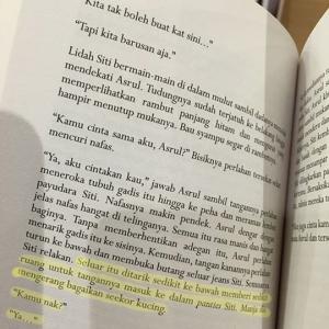 Karya Lucah Bahasa Melayu Antara Buku Di Rak 'Laris Dijual'