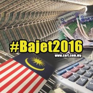[Live] Laporan Khas Pembentangan #Bajet2016