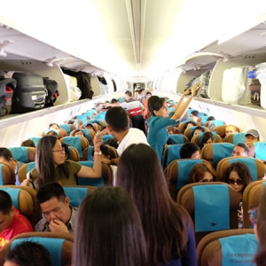 Tahap Keselamatan Dalam Pesawat, Tak Boleh Dibawa Main?