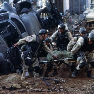 'Battle Of Bakara', Filem Black Hawk Down Versi Lain