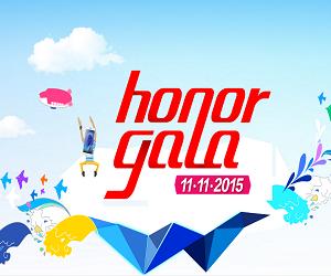 Honor Gala :Peluang membeli Honor SmartPhone dengan harga rendah