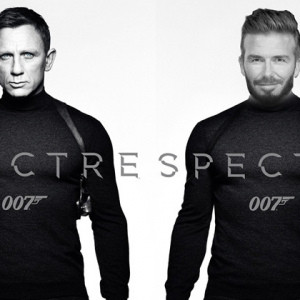 David Beckham Pengganti Watak James Bond, Anda Setuju?