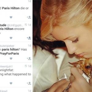Apabila Hashtag #PrayForParis Disangka Untuk Paris Hilton