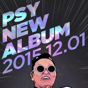 PSY Keluar Album Baru Disember Ini