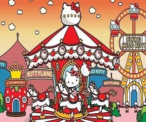 Meraikan ketibaan HELLO KITTY GO AROUND di Malaysia pada 19 Disember 2015