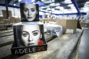 Jualan Album 'Adele 25' Cipta Rekod Tertinggi