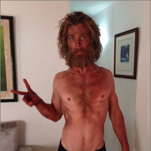 Chris Hemsworth Sanggup Kuruskan Badan Demi Filem Terbaru