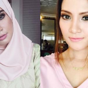 Izreen Azminda, Sherry Ibrahim Terlibat Kemalangan