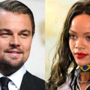 Leonardo & Rihanna Dilihat Berciuman?