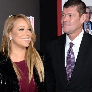 Bintang Pop Mariah Carey Bertunang Dengan Cincin Berlian RM30 Juta!