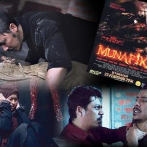 Filem Munafik Raih Kutipan RM2.3 Juta  Untuk Empat Hari Tayangan