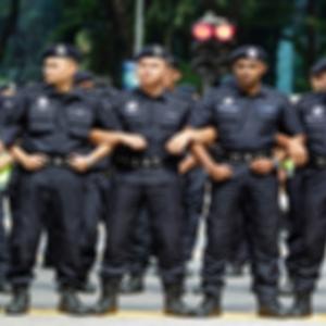Anggota Polis Sangap Hisap Kemaluan Pesalah Dalam Tahanan