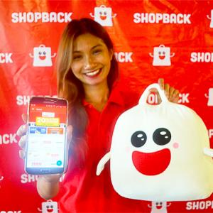 ShopBack Kini Online Menerusi Aplikasi Mudah Alih!