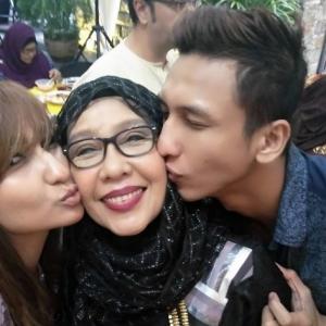 Tayang Aksi Ghairah,  Anak Perempuan Normah Damanhuri Dihencap Netizen