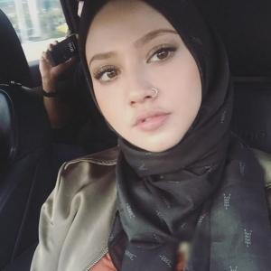 Fatiya Latiff Dikutuk Netizen Gara Muat Naik Gambar Hidung Bertindik