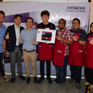 Kempen Sambutan Hari Raya Bersama Hitachi
