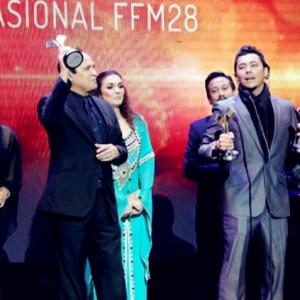 FFM 28 : Munafik Merangkul Lima trofi, Termasuk Filem Terbaik Nasional