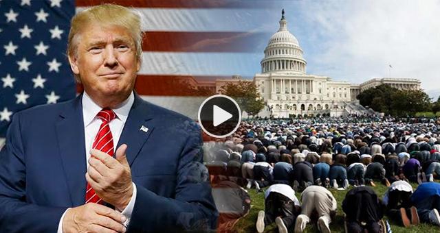 Presiden Baharu AS Anti-Islam, Apa Nasib & Masa Depan Dunia Muslim?