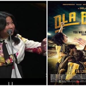 Tahniah, Lagu Tema Filem Ola Bola, Arena Cahaya Menang Anugerah Di Taiwan!