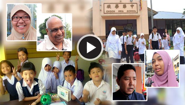 Benarkah Semakin Ramai Ibu Bapa Melayu Gemar Hantar Anaknya Ke SJKC?