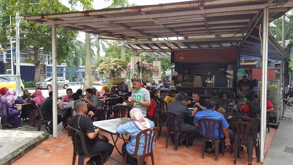 Image result for feeza corner shah alam