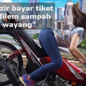 Poster Minah Tonggek Jadi Kutukan, Netizen Berang Dengan Kualiti Filem Malaysia?