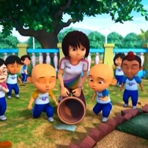 Comel Tapi Ajar Anak-Anak Jadi Biadap - Wanita Kritik Kartun Keluaran Malaysia