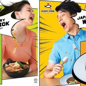 Kari Ala Jepun, Panas Pedas Kaw Terangkat!
