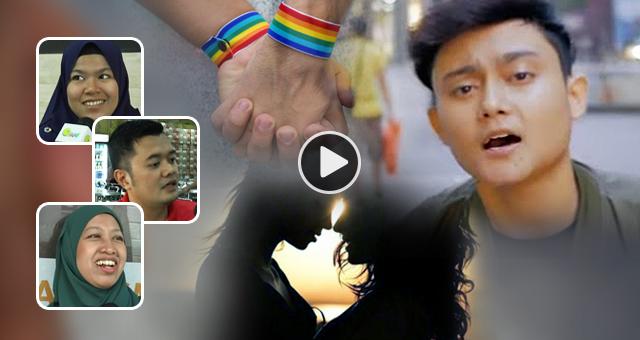 Artis Malaysia Makin Berani Tonjolkan Orientasi Songsang