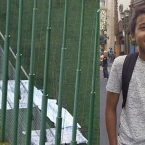 Pelajar Berumur 13 Tahun Maut Dihempap Tiang Gol
