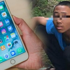 Nak Swap Iphone Kononnya, Lelaki Ini Bengang Ditipu Scammer Budak Hingusan